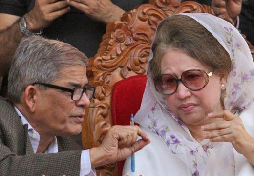 খালেদা জিয়া এখনও কোয়ারেন্টিনে আছেন: মির্জা ফখরুল