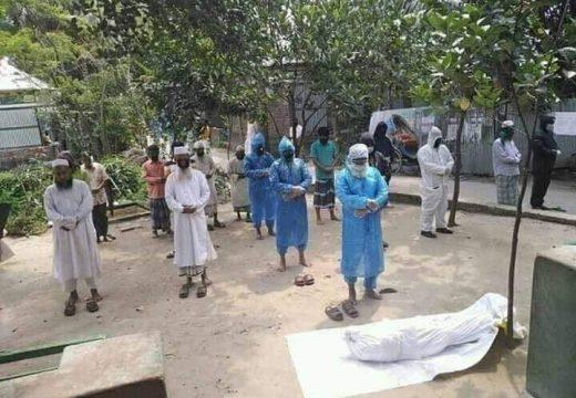 দেশে করোনায় মৃত্যু ছাড়িয়েছে ৪ হাজার