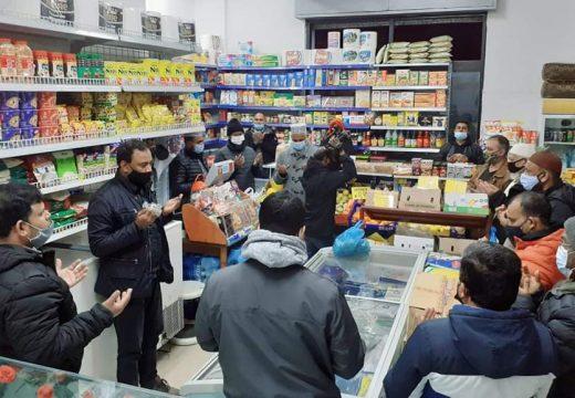 ইতালীতে বাংলাদেশি মালিকানাধীন ১০০% হালাল গোশত মিনি মার্কেটের উদ্বোধন