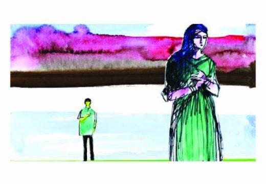 মামুন সুলতান এর কবিতা 'তবুও নীলাঞ্জনা'