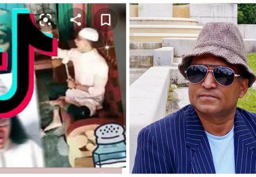 লোকমান আহম্মদ আপন'র ছড়া 'চিল্লায়া কন ঠিক্কিনা'