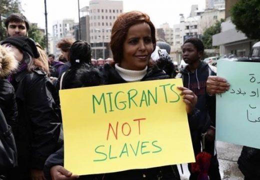 আরবে আটকা লাখো গৃহকর্মীর 'মানবেতর জীবন'