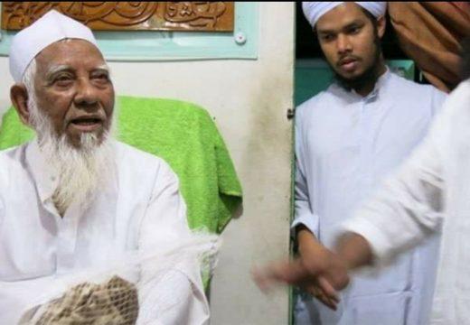 অবশেষে আল্লামা আহমদ শফী'র পদত্যাগ